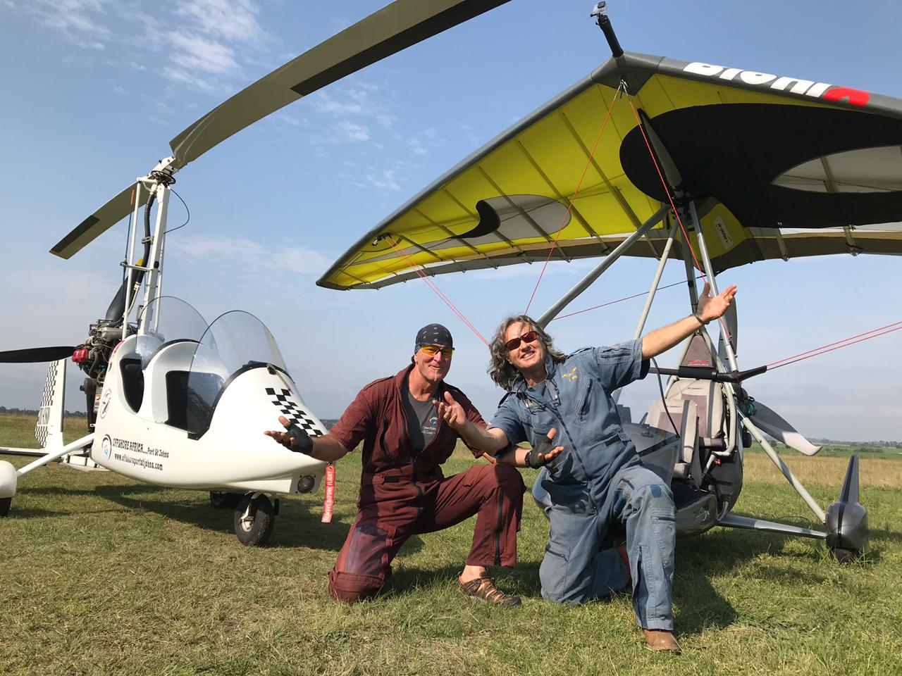 Hang gliding and Paragliding tandem flights in Wilderness, Sedgefield Garden Route